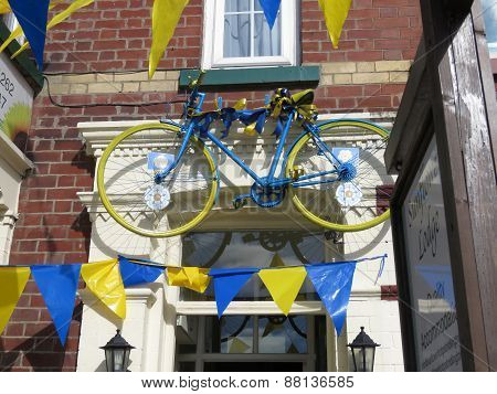 Tour De Yorkshire Celebrations