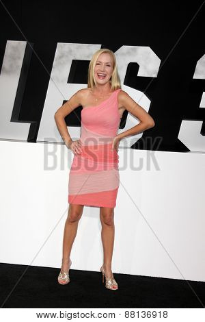 LOS ANGELES - AUG 11:  Angela Kinsey at the