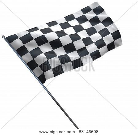 Racing Chequered Flag