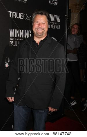 LOS ANGELES - FEB 16:  Michael Andretti at the
