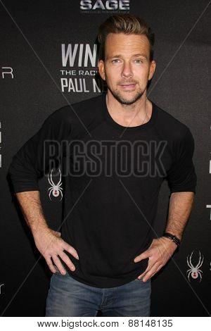 LOS ANGELES - FEB 16:  Sean Patrick Flanery at the