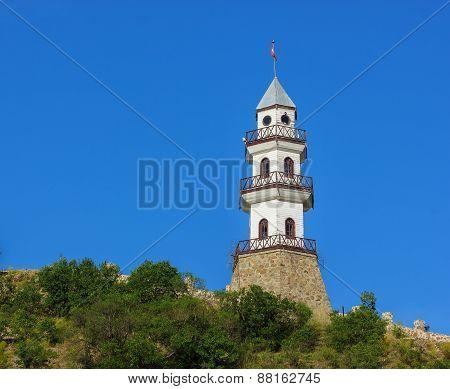 Tower in Goynuk