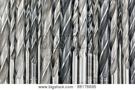 Drill Bits Background