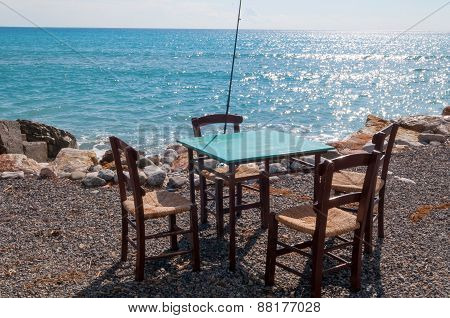 Table For Four & Rod