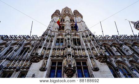 Grand Place In Belgium
