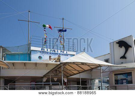 Rimini Dolphinarium