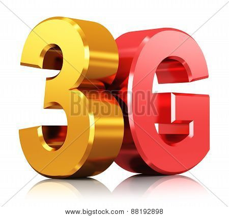 3G wireless technology logo