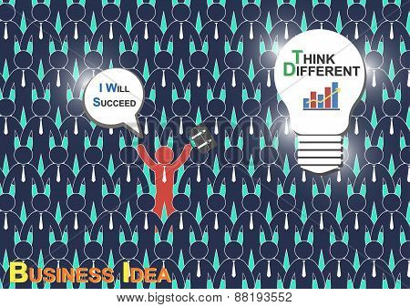 Think Different ( Business Idea )