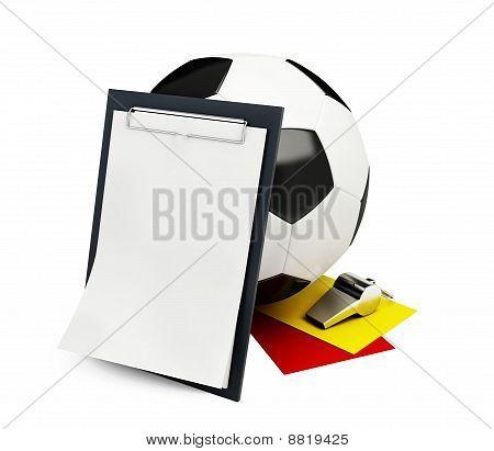 Liste der Fußball-Richter und Schiedsrichter