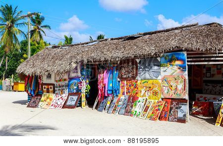 Colorful Caribbean Paintings