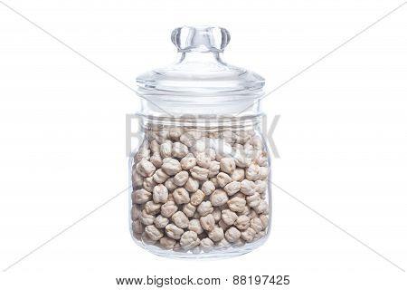 Chickpea Jar