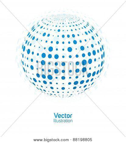 Digital ball.