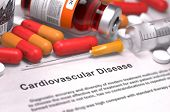 stock photo of cardiovascular  - Cardiovascular Disease  - JPG