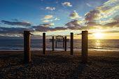 stock photo of derelict  - Brighton - JPG