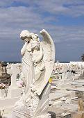 pic of sorrow  - SAN JUAN PUERTO RICO  - JPG