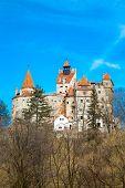 pic of dracula  - Bran Castle - JPG