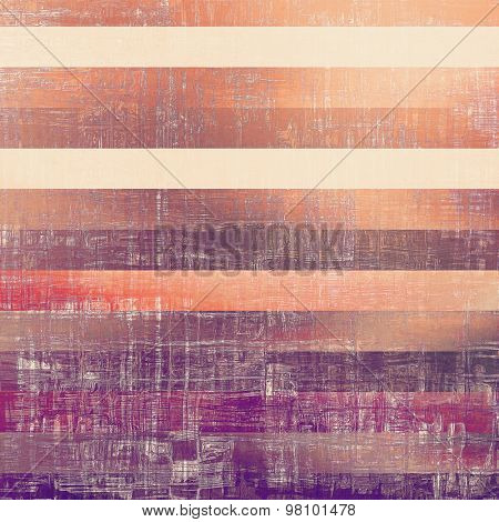 Old abstract grunge background for creative designed textures. With different color patterns: yellow (beige); brown; purple (violet); red (orange)
