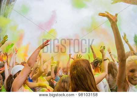 Festival Of Colors.