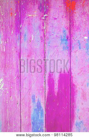 Pink colorful vintage background
