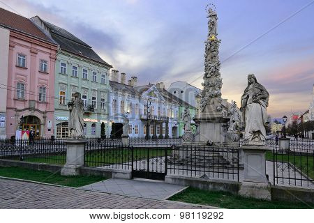 Kosice Plague Column