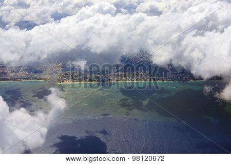 Miami Aerial View