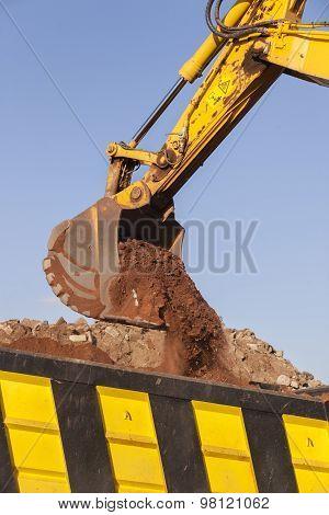Earthworks Excavator Bucket