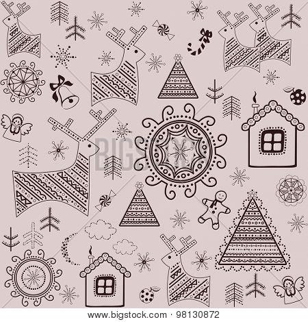 Winter sweet wallpaper