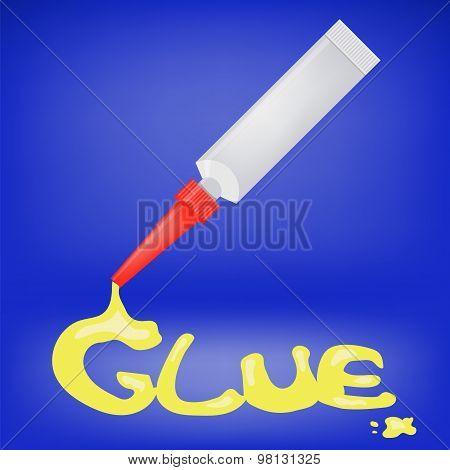 Glue Tube