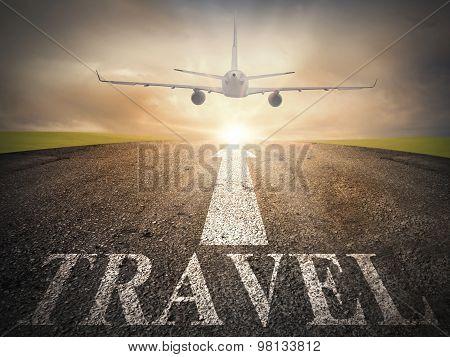 Travel  way