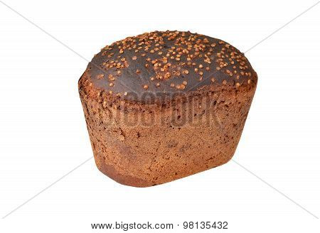 Bread with coriander
