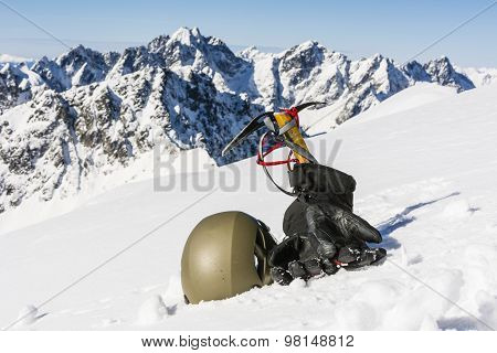 Mountaineer Equipment