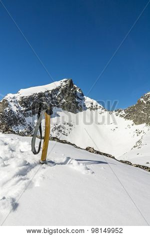 Ice Axe Attribute Mountaineer