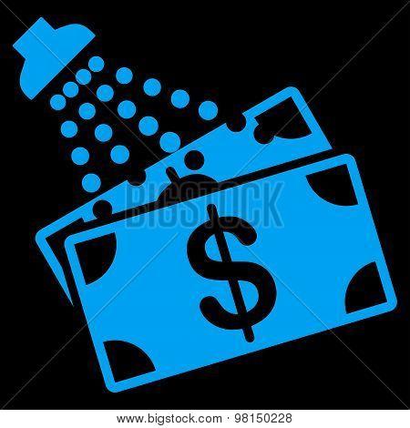 Money Laundry Flat Icon From Commerce Set