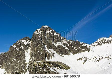 Peak - Ostry Szczyt (ostry Stit)