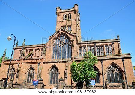 St John the Baptist Church, Coventry.