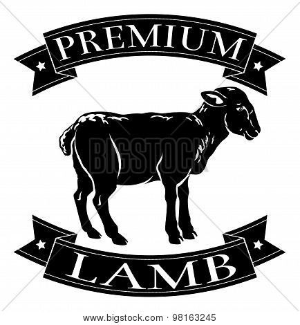 Premium Lamb Menu Icon