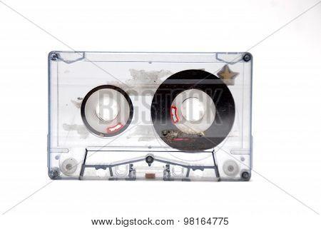 Old Audio Casette Tape