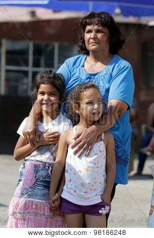 Gypsies Children