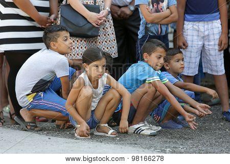 Gypsies Kids