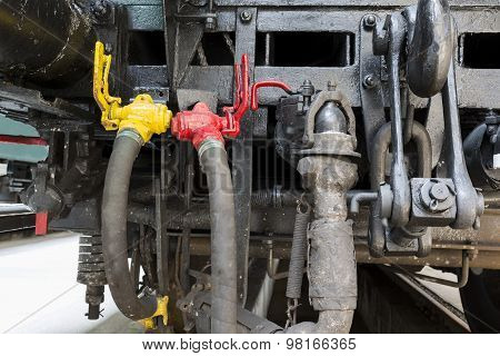 Locomotive Connection Hoses