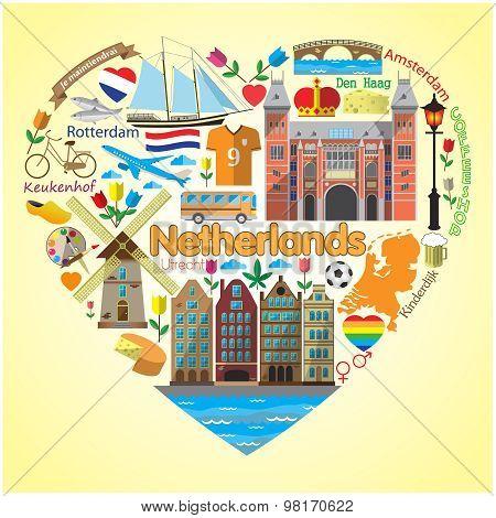 Netherlands Love.