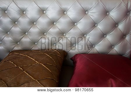 Couch Leather Vintage Background