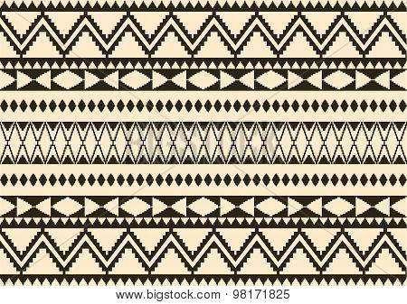 Silk Cloth Cream Pattern