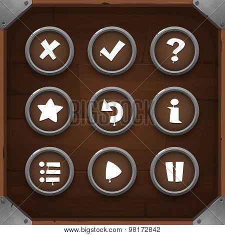 Game Icons Set 2