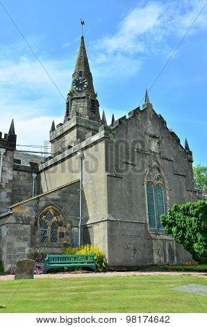 Church in Upper Largo