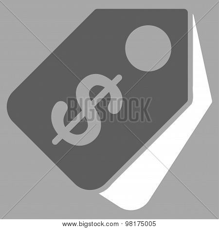 Price Tags Icon from Commerce Set