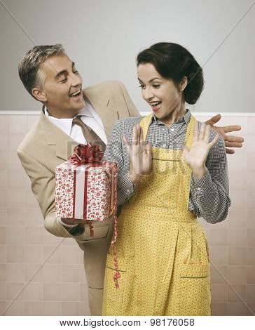 A Surprise Gift For Her