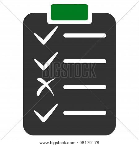 Task List Icon from Commerce Set