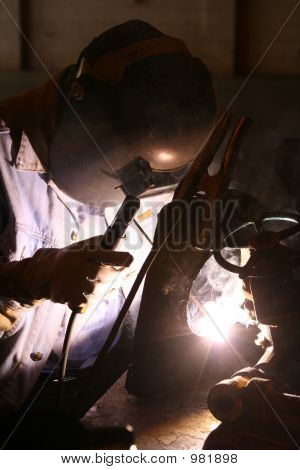 Welder At Work 5