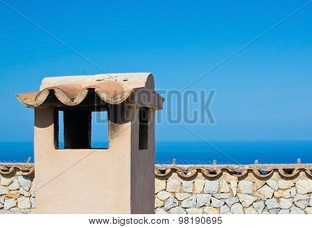Mirador Building Detail